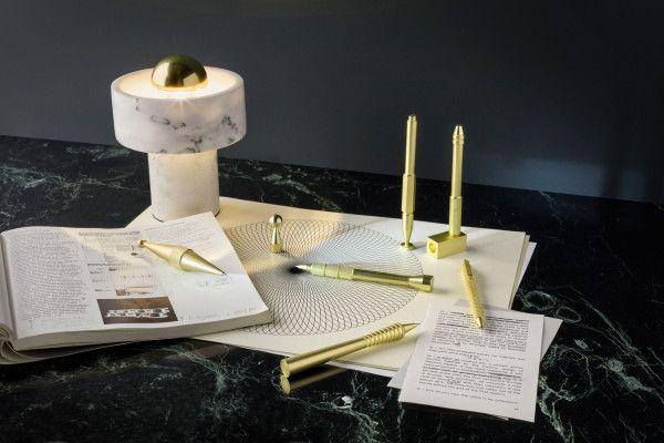 Tom Dixon Stone tafellamp