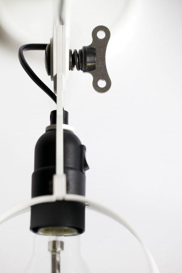 Tonone Bolt Bed Underfit wandlamp
