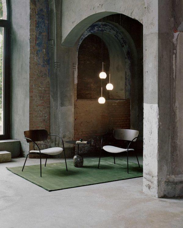 &tradition Pavilion AV6 fauteuil