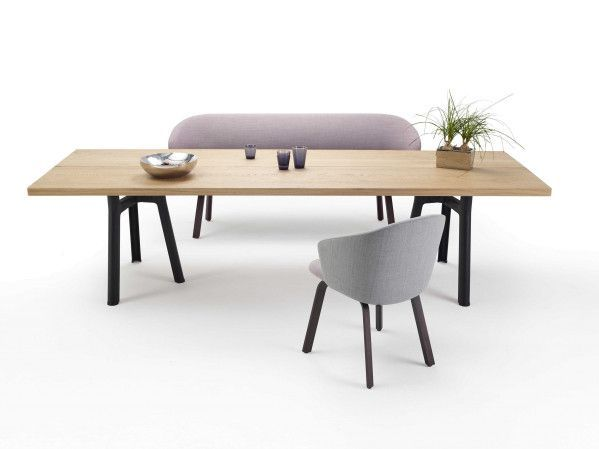 Arco Trestle tafel 240x100