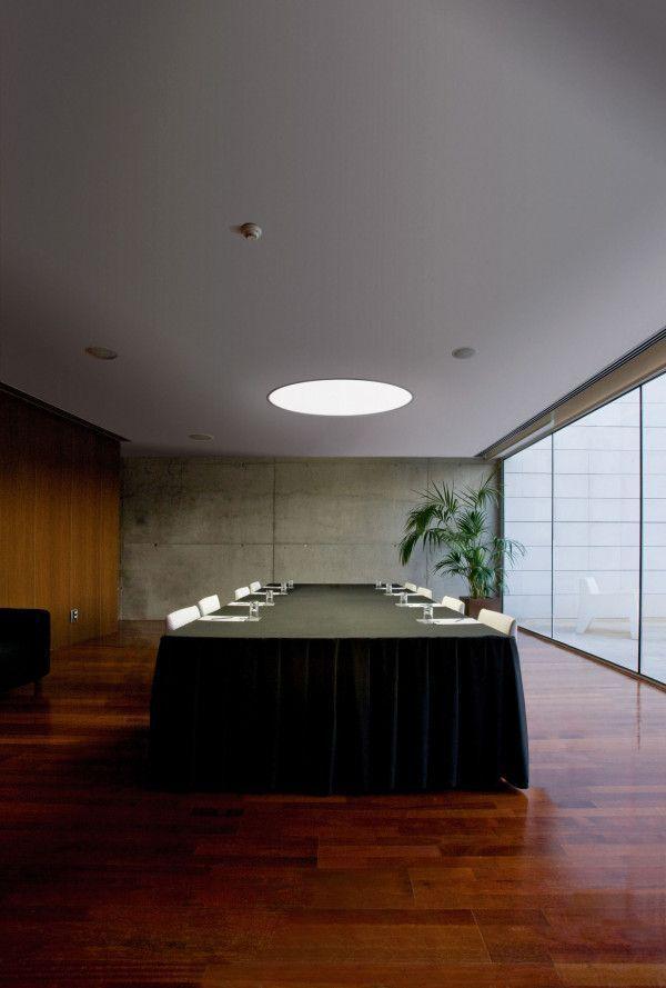Vibia Big inbouw plafondlamp dimbaar