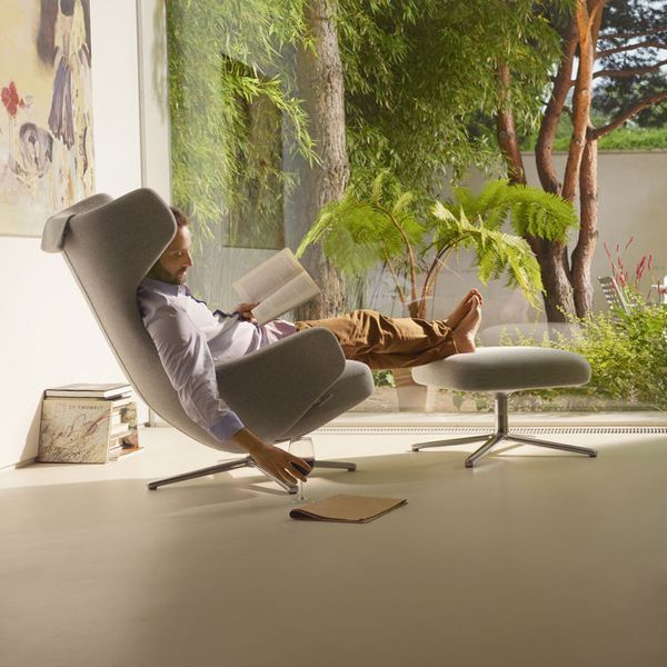 Vitra Grand Repos loungestoel