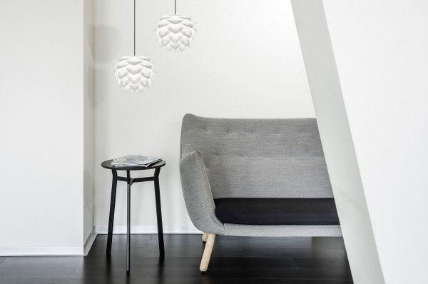 Umage Silvia hanglamp met wit snoer
