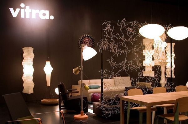 Vitra Akari 14A vloerlamp
