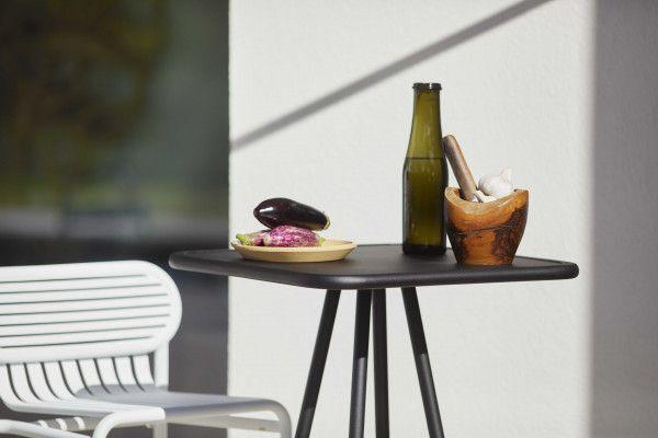 Petite Friture Week-end statafel buiten