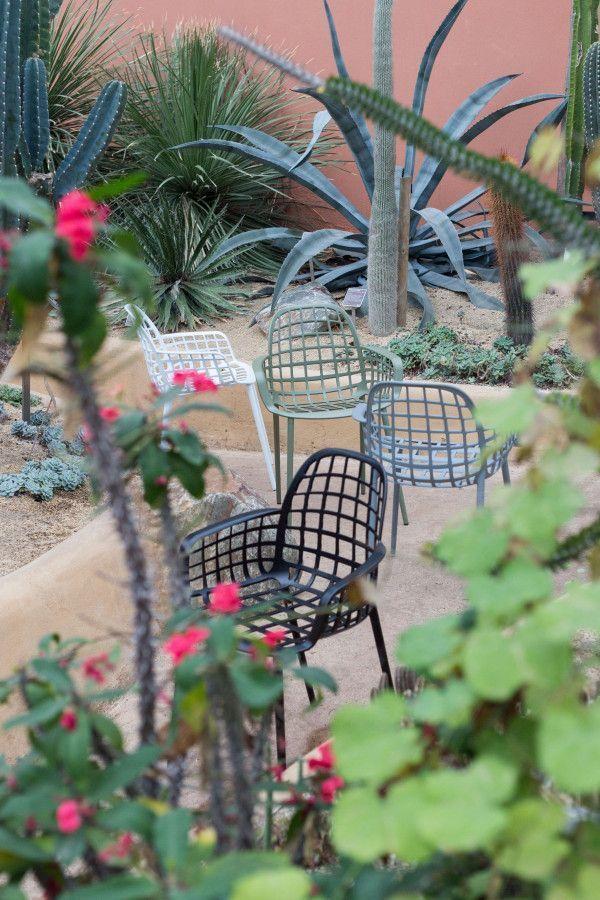 Zuiver Albert Kuip tuinstoel