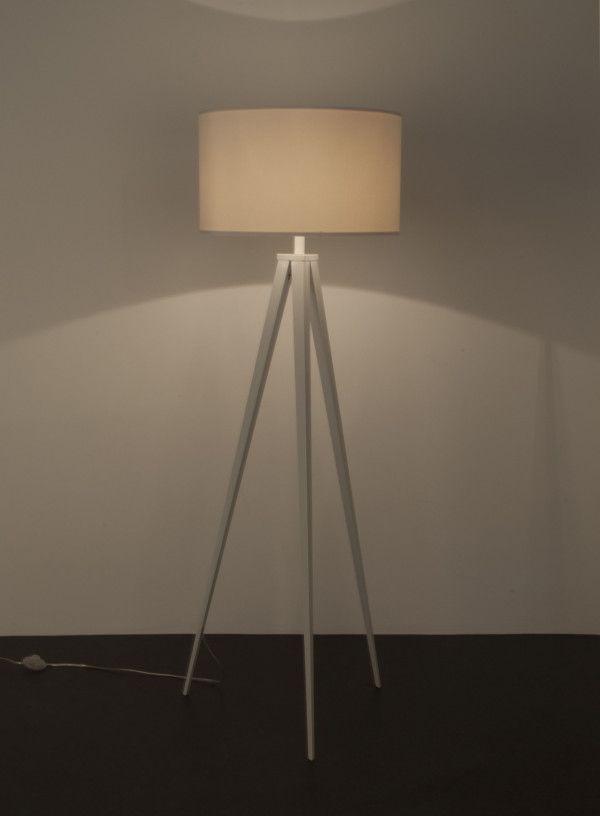 Zuiver Tripod vloerlamp