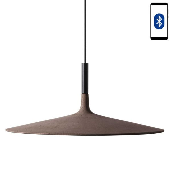 Foscarini Aplomb large MyLight hanglamp LED dimbaar Bluetooth