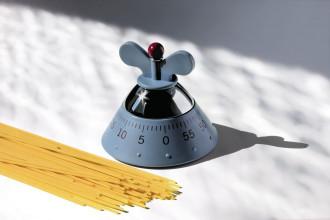 Alessi Kitchen Timer kookwekker