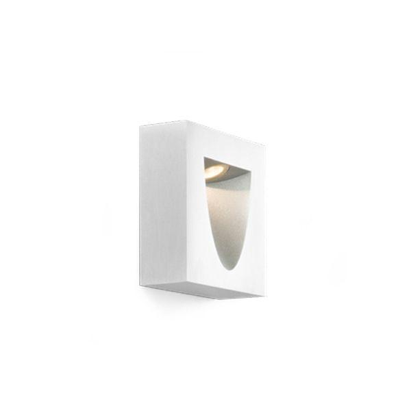 Wever Ducré Smile On 2.0 wandlamp LED aluminium