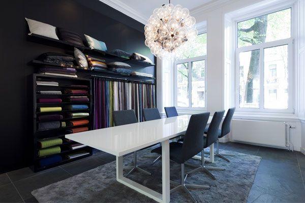 Alles over de meubelstoffen van Kvadrat