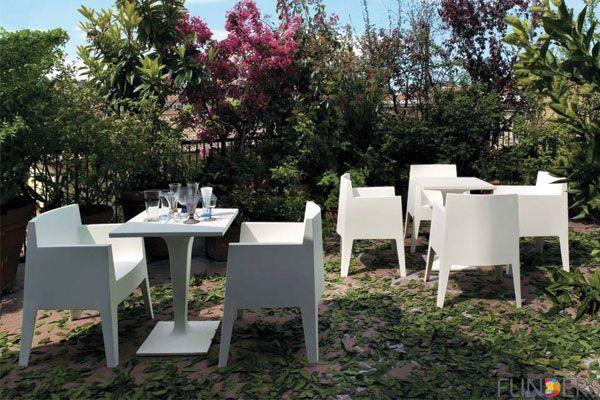Tuinmeubels en buitendesign