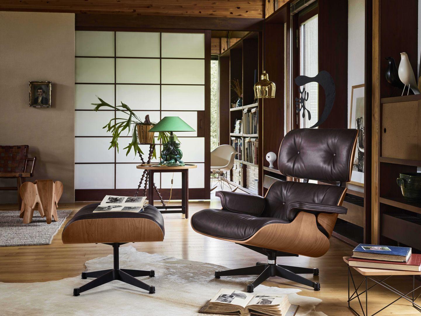 Wohnzimmer inspiratiefoto met Vitra Acties