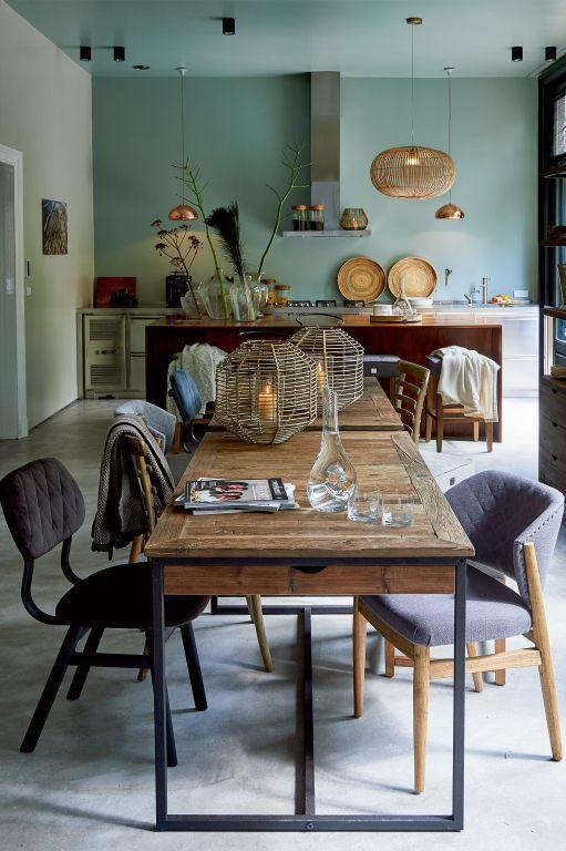 Eetkamer Tafel Riviera Maison.Foto S Inspiratie Flinders