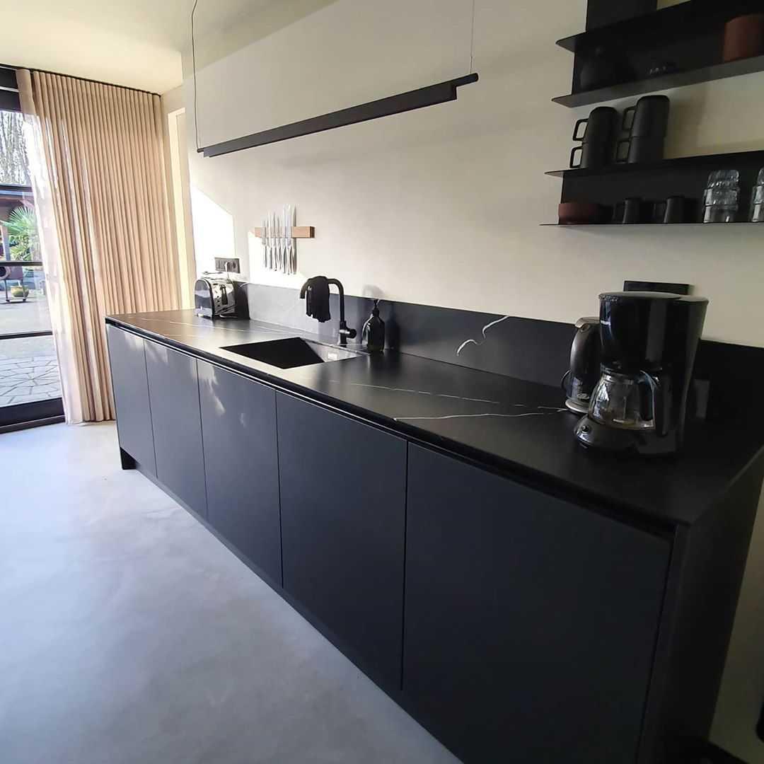 Keuken Keuken inspiratiefoto met Luceplan Acties & Aanbiedingen