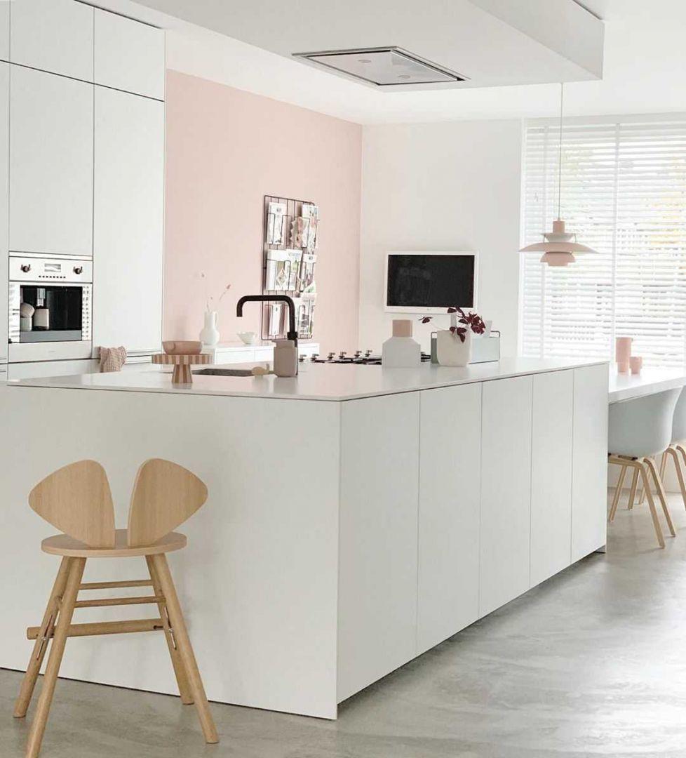 Keuken Keuken inspiratiefoto met Nofred Stoelen