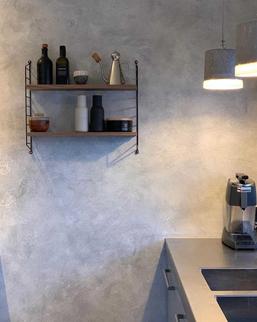 Keuken Keuken inspiratiefoto met Serax Wandkasten