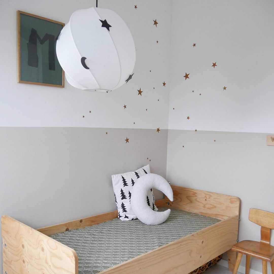 Kinderkamer Kinderkamer inspiratiefoto met Nofred Verlichting
