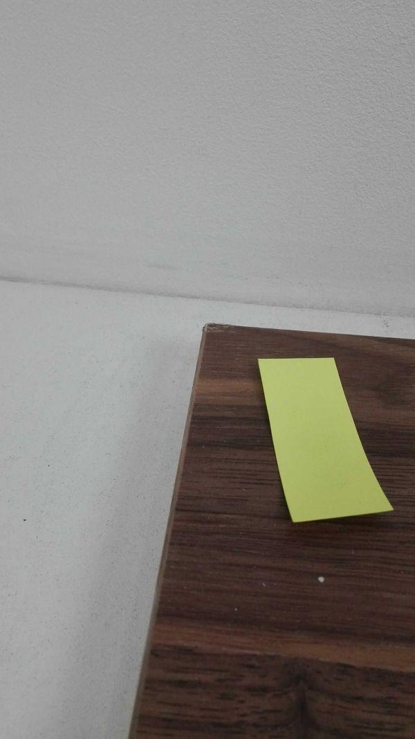 String Tweedekansje - Tijdschriftenrek hout 58 x 30 cm walnoot