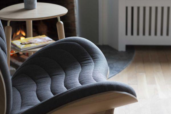 Umage A Conversation Piece fauteuil eiken