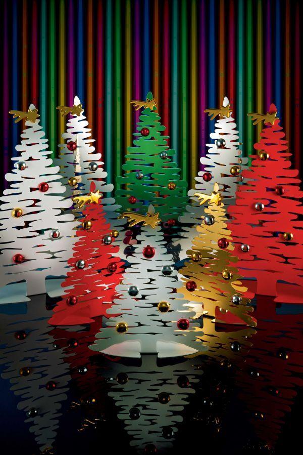 Alessi Bark kerstboom woondecoratie