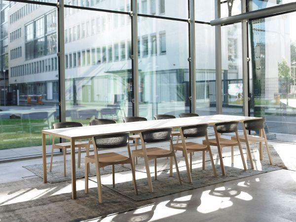 Arco Slim+ tafel fineer 240x105