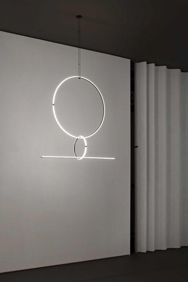 Flos Arrangements Compositie 3 hanglamp 104W