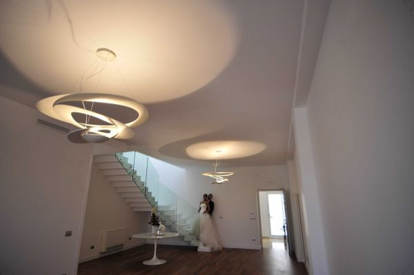 Artemide Pirce hanglamp wit