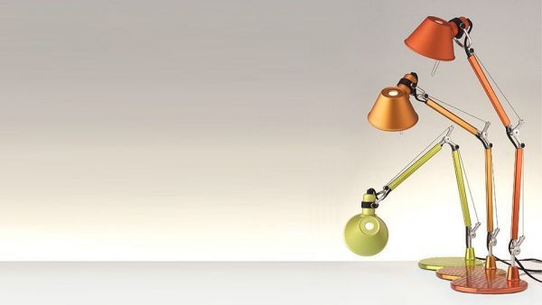 Artemide Tolomeo Micro bureaulamp