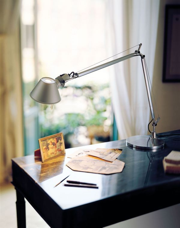 Artemide Tolomeo Micro bureaulamp met tafelklem