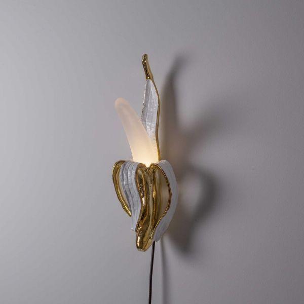 Seletti Banana Applique wandlamp LED