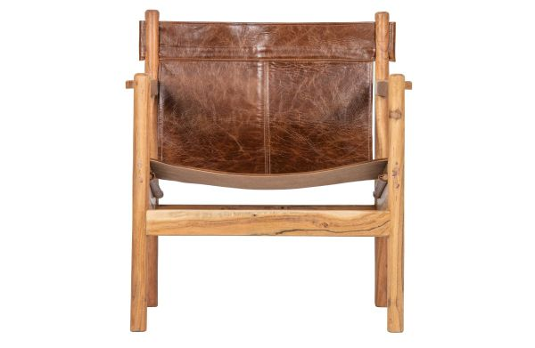 BePureHome Chill fauteuil leer