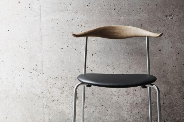 Carl Hansen & Son CH88P gestoffeerde stoel