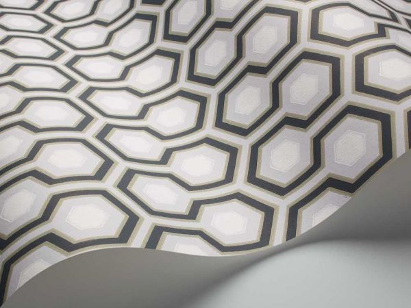 Cole & Son Hicks' Hexagon behang