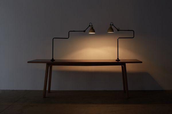 DCW éditions Lampe Gras N311 bureaulamp met schroefbevestiging