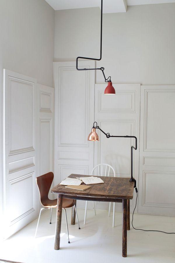 DCW éditions Lampe Gras N312L plafondlamp