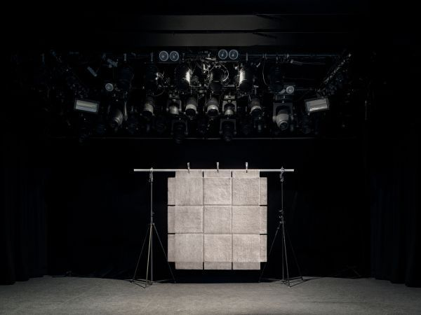 Design House Stockholm Basket vloerkleed 180x180