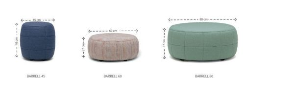 Design on Stock Barrell kruk