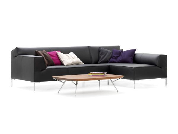 Design on Stock Bloq bank 3-zits 1-arm + chaise longue