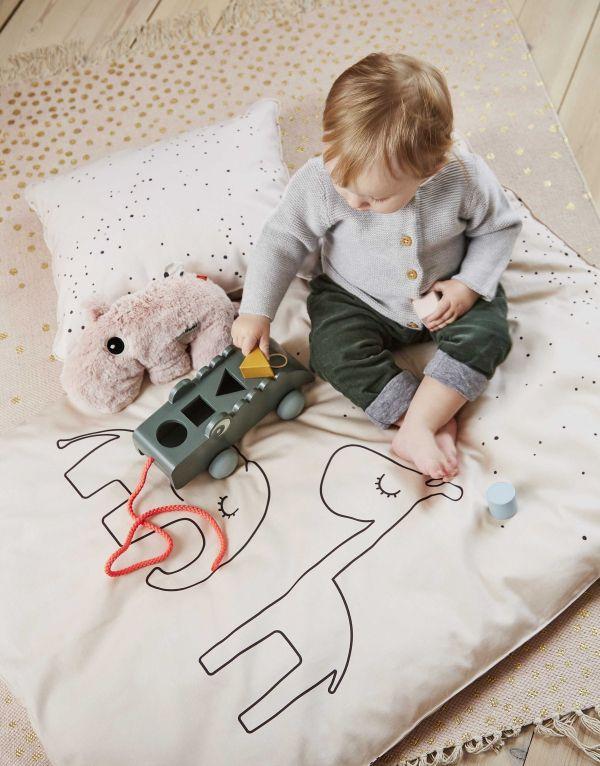 Done by Deer Croco speelbox speelgoed