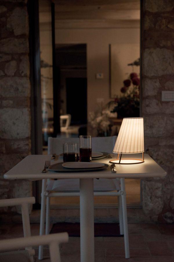 Emu Cone Small tafellamp LED