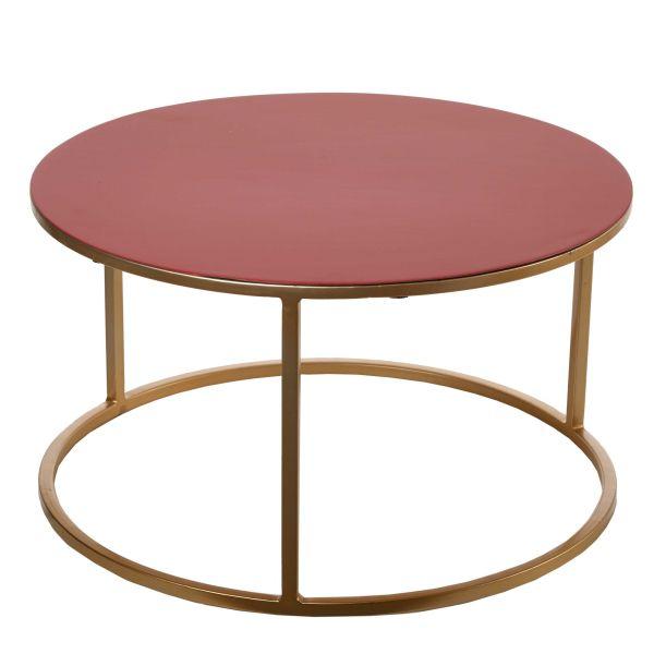 Pols Potten Enamel salontafel set van 2