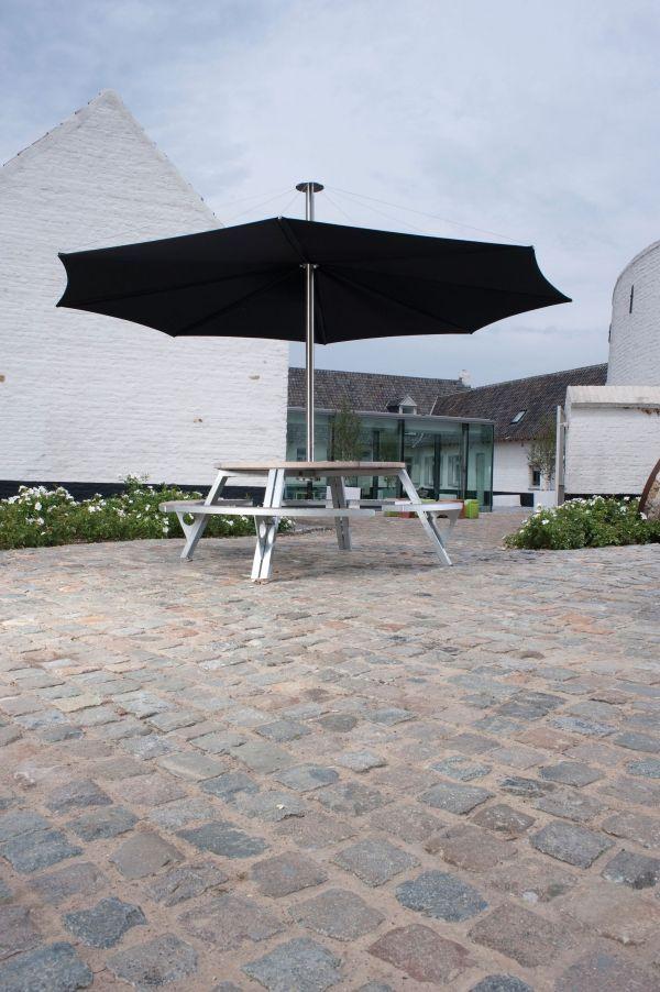 Extremis Inumbra parasol 400cm