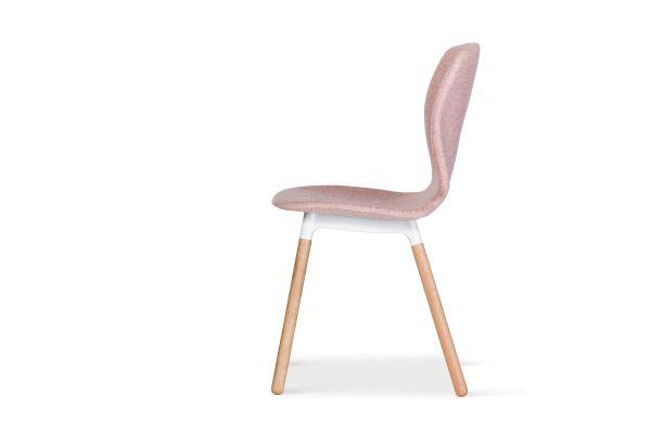 EYYE Curv Soft gestoffeerde stoel