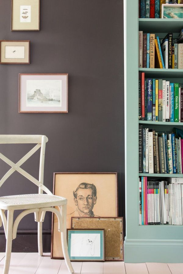 Farrow & Ball Krijtverf Tanner's Brown (255)