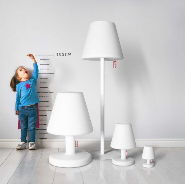 Fatboy Edison the Grand vloerlamp via smartphone