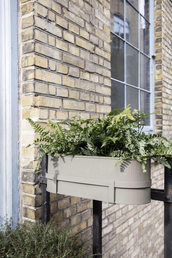 Ferm Living Bau Balcony plantenbak