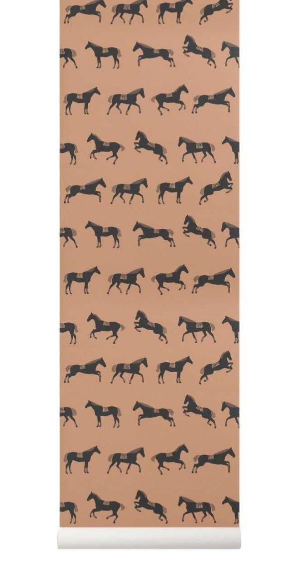 Ferm Living Horse behang
