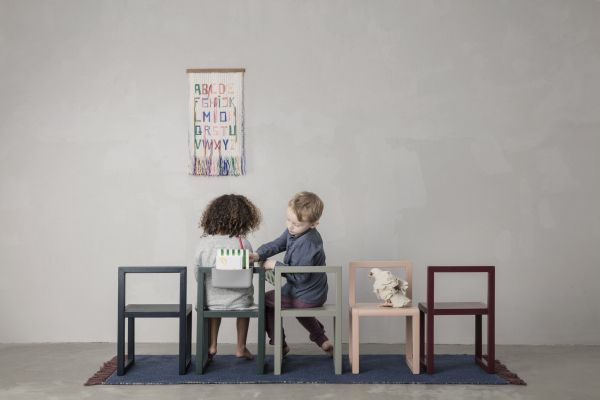 Ferm Living Little Architect kinderstoel