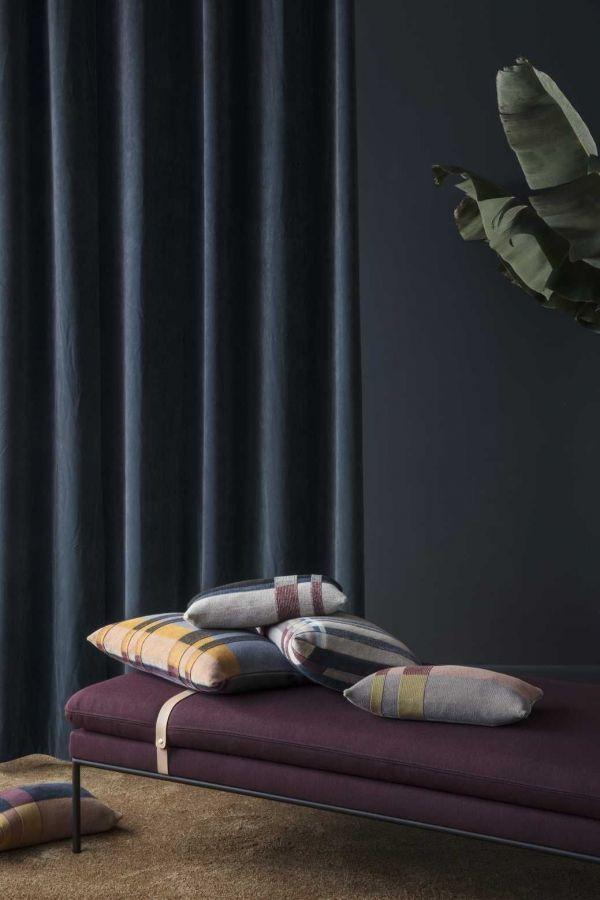 Ferm Living Medley Knit kussen 60x40